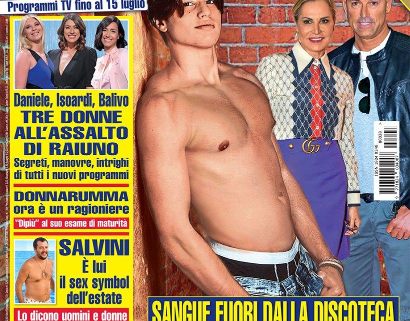 DIPIU' n. 28/2018 – Perché Matteo Salvini piace alle donne?