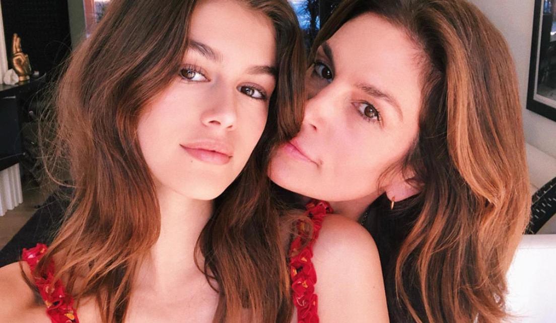 Cindy Crawford e la figlia Kaia Gerber, somiglianza al TOP!