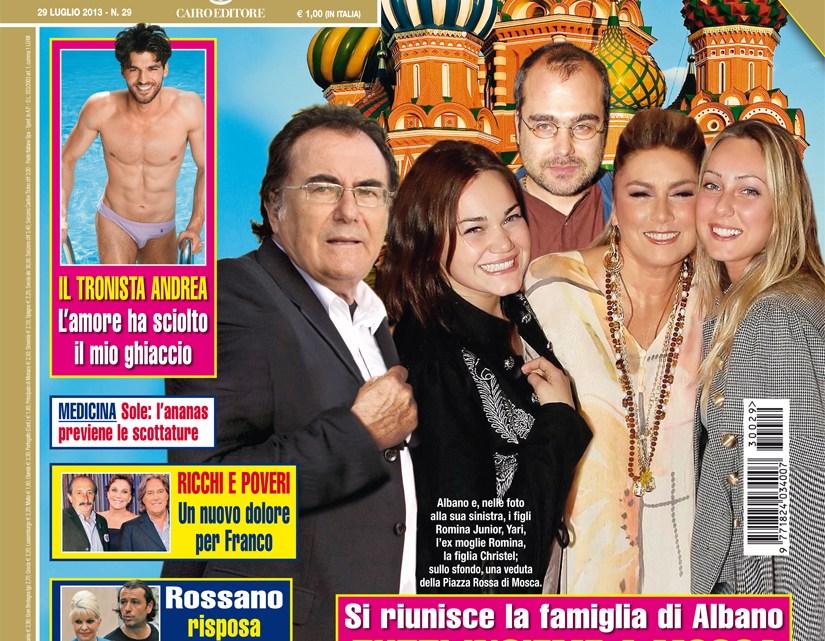 DIPIU' n. 29/2013: ANDREA OFFREDI, IL TRONISTA FREDDO