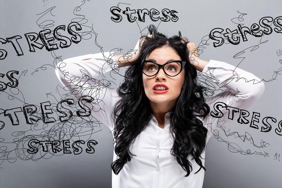 Stress: tutti i guai che causa al nostro organismo