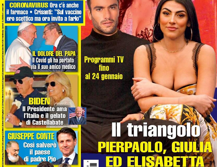 DIPIU' n. 3/2021 – Stefania Orlando: ecco la lettera del fratello segreto, Gianni