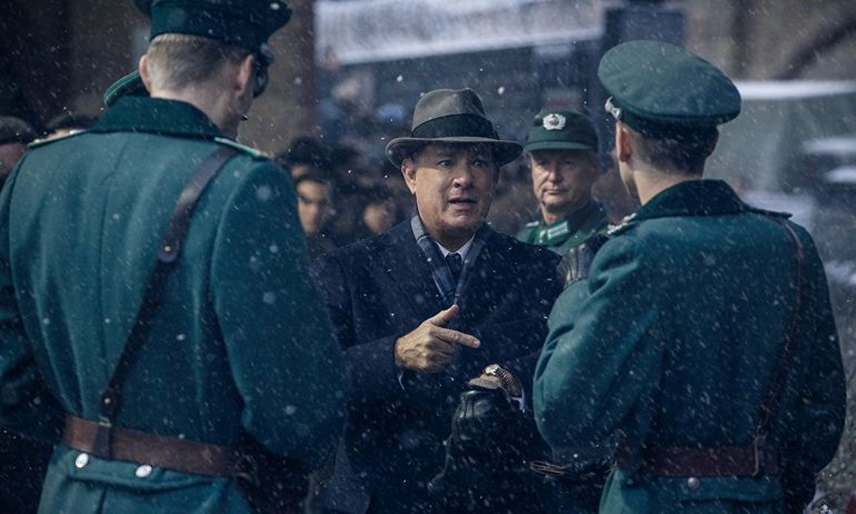 bridge of spies, 27 august 2017