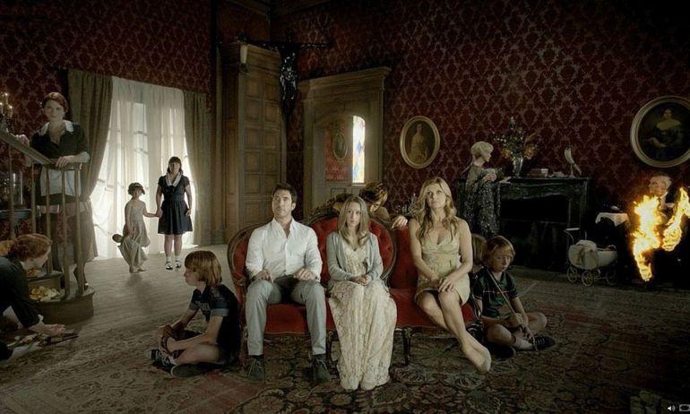 seriale de groază, american horror story