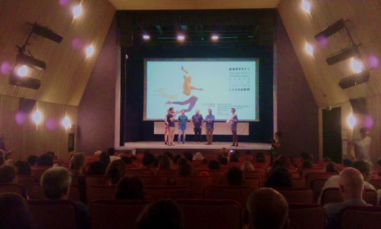 bucharest dance film festival, BIDFF 2017, scurtmetraje preferate