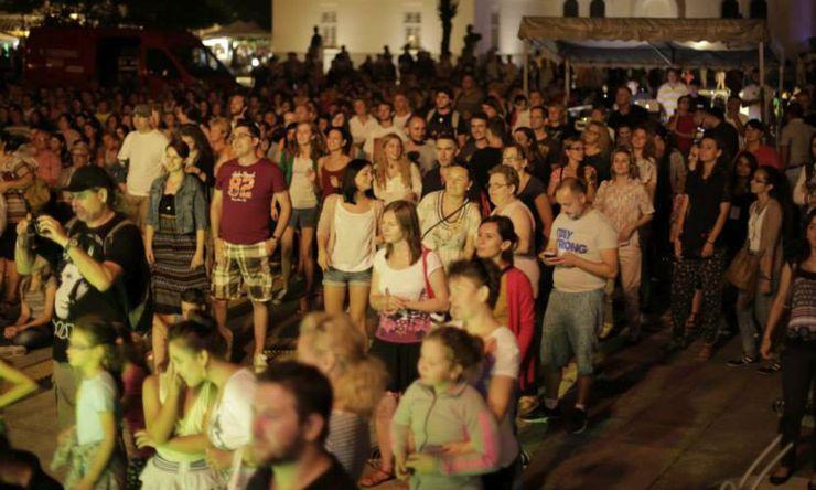 Festivalul de Muzică și Film de la Alba Iulia, Alba Iulia, evenimente de film, evenimente