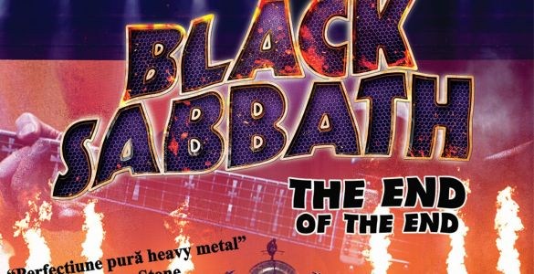 Black Sabbath, evenimente, evenimente de film, București, Happy Cinema
