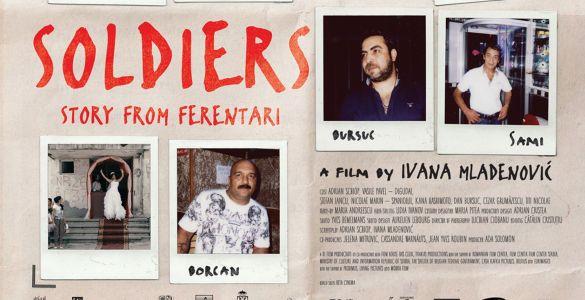 CinEast, Soldații, Toronto, San Sebastian, filme românești, soldații, poveste din ferentari
