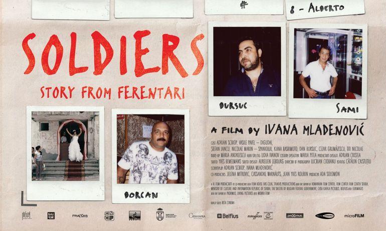 Soldații, Toronto, San Sebastian, filme românești, soldații, poveste din ferentari