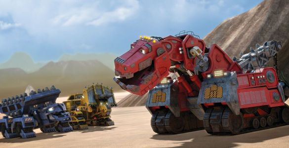 dinotrux, AMC Networks International, DreamWorks