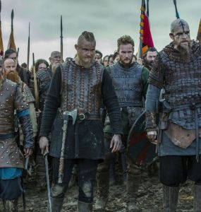 serialul Vikings, History Channel, Vikings
