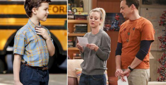 The Big Bang Theory, Young Sheldon, HBO GO, HBO, HBO GO aduce The Big Bang Theory