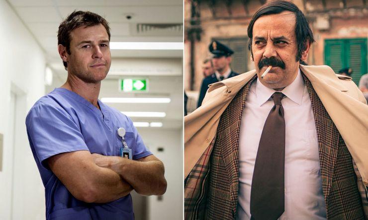 FilmBox, seriale noi pe FilmBox, Mafia ucide doar vara, Doctorul de inimi