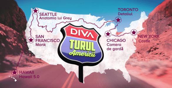 DIVA, maraton de seriale, seriale la TV, postul DIVA, seriale pe DIVA
