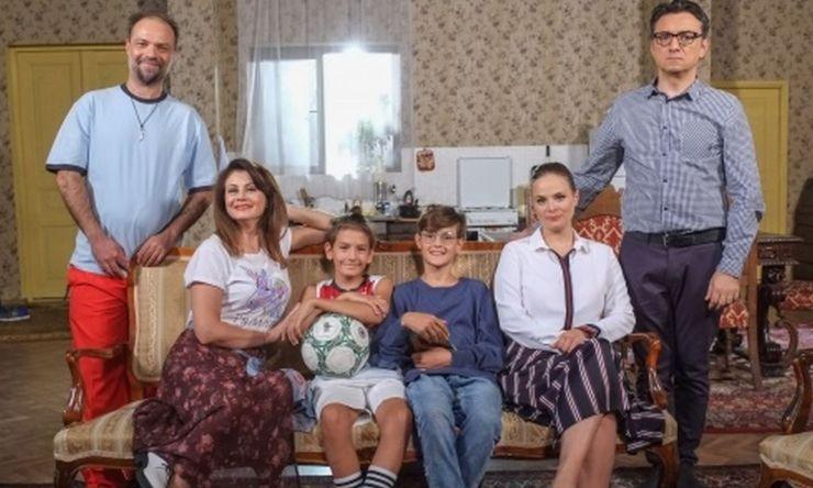 serialul românesc Primăverii, sitcom românesc, seriale românești, TVR 2, seriale, Primăverii, Maia Morgenstern