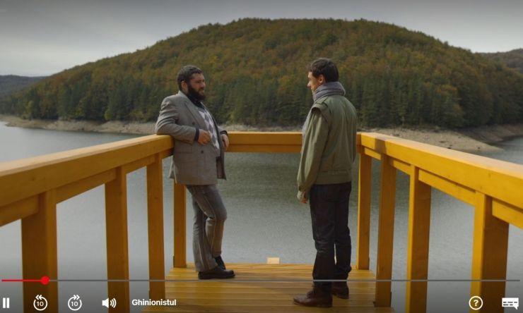 Ghinionistul, Netflix, filmul românesc Ghinionistul
