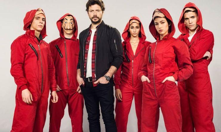 Fabrica de bani, La Casa de Papel, sezonul 3 din La Casa de Papel, sezonul 3 din Fabrica de bani