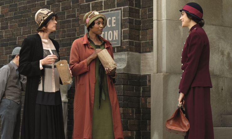 Frankie Drake Mysteries, seriale la TV, Epic Drama în luna mai 2019