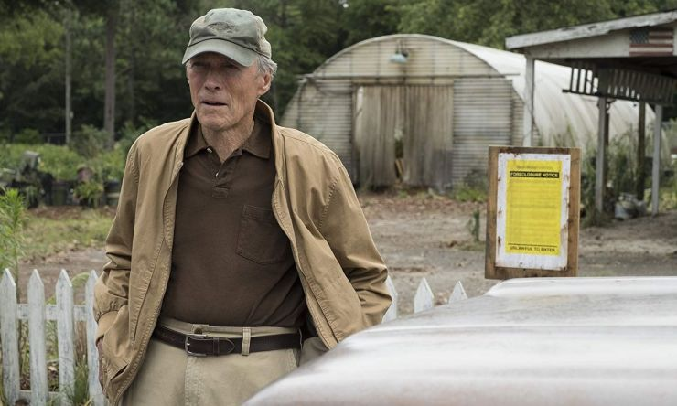 The Mule, Clint Eastwood