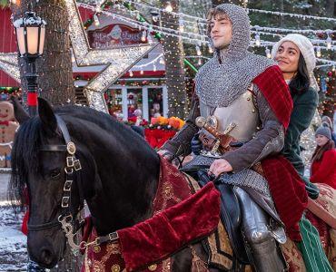 The Knight Before Christmas, filme de Crăciun pe Netflix, filme de Crăciun, filme de Crăciun Netflix, filme Crăciun pe Netflix, Un cavaler de Crăciun