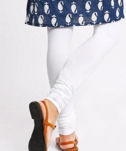 Buy White Leggings Online in India at Best Price - RagaFab