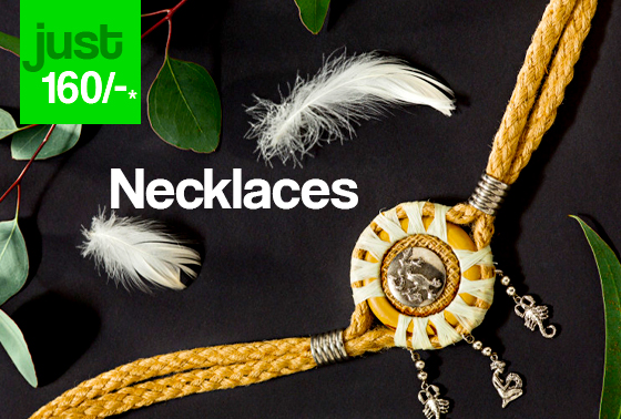 Buy Necklace For Women Online In India RagaFab