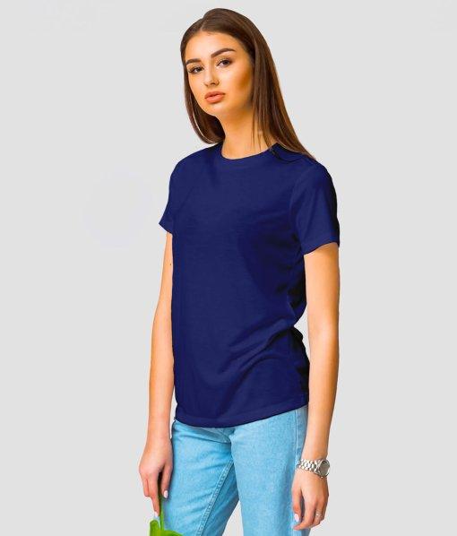 Buy Trendy Navy Blue T shirts Online in India | RagaFab