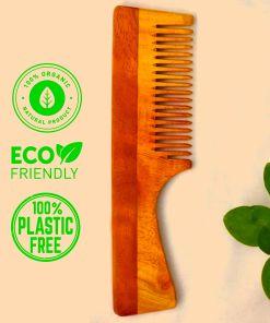 Buy Eco-Friendly Neem Comb At Just 180 Best Neem Comb