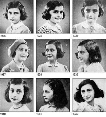 Jméno Anne Franková si možná někteří pamatují ze školy...
