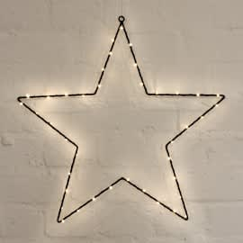 Large Starlight 65cm- Black Battery Operated