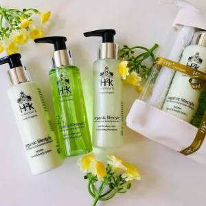 H2K Organic Lifestyle 100ml Trio Pack
