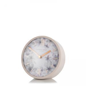 Thomas Kent 5″ Crofter Mantel Clock – Dusty Pink