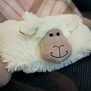 Sheep Sleepy Pillow