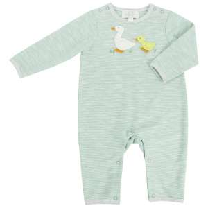 Crochet Ducks Babygrow 0-3