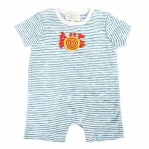 Crochet Crab Babyvest 3-6