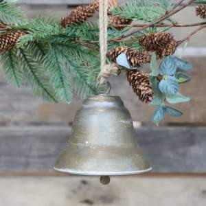Bell With Grooves