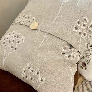Ragdoll Home Cowslip Cushion – Beige