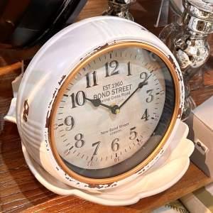 Bond Street Clock 25cm