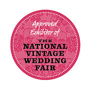 The national vintage wedding fair logo