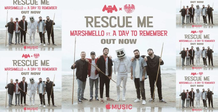 Rescue Me by Marshmello & A Day To Remember