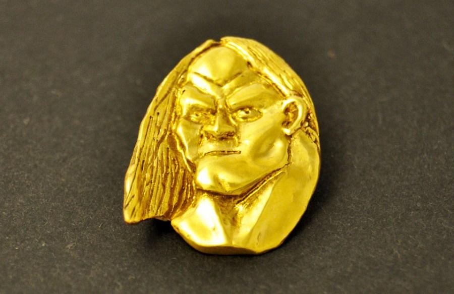 Rage Metal Pin's 2