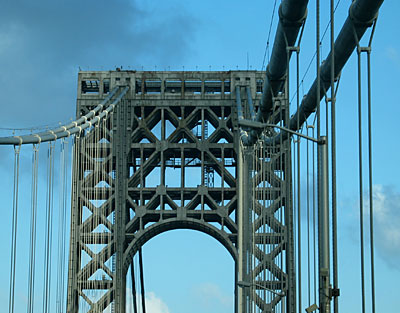 George Washington Bridge Tower