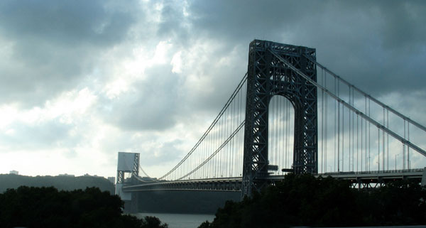 George Washington Bridge, full span