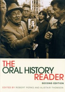 The importance of oral history