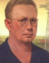 Great Educator: Grant Wood; Revolt Against the City 1891 to 1942