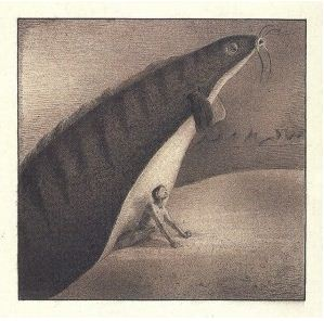 Oppression by Alfred Kubin