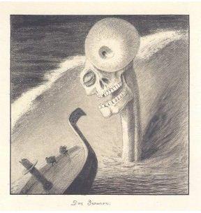 Terror by Alfred Kubin (www. monsterbrains.blogspot.co.uk/2011/04/alfred-kubin.html)