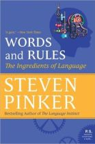 Words And Rules The Ingredients of Language