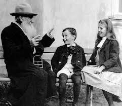 Tolstoy and Children