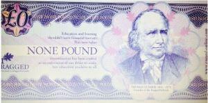 None pound note image