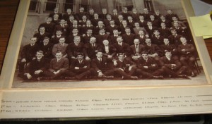 Photo of Ruskin College With Noah Ablett In Back Row